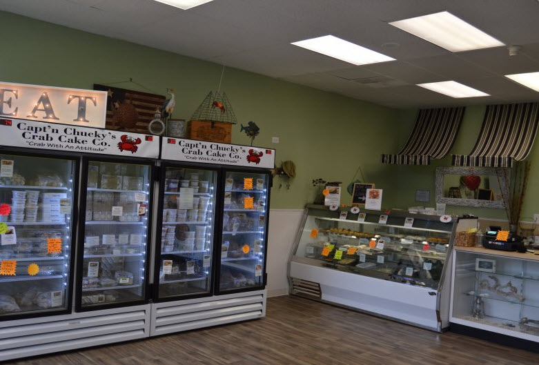 captn chuckys huntingdon Valley store