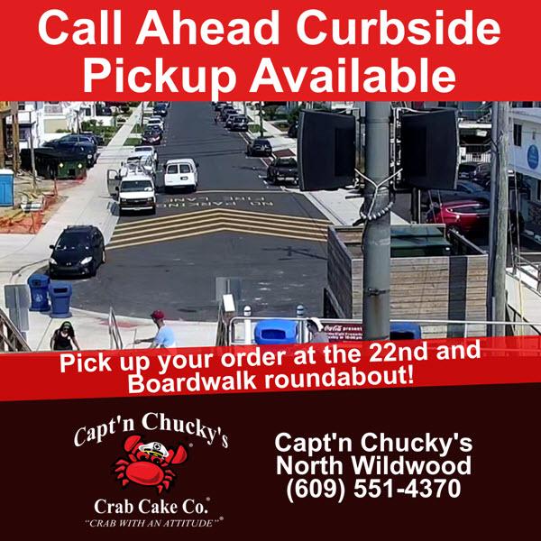 captn chuckys north wildwood curbside pickup s